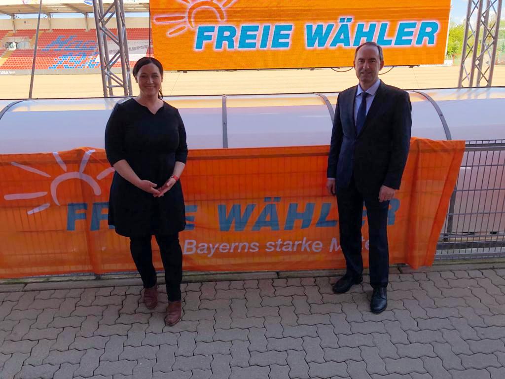 Hubert Aiwanger ist der Spitzenkandidat der Freien Wähler Bayern